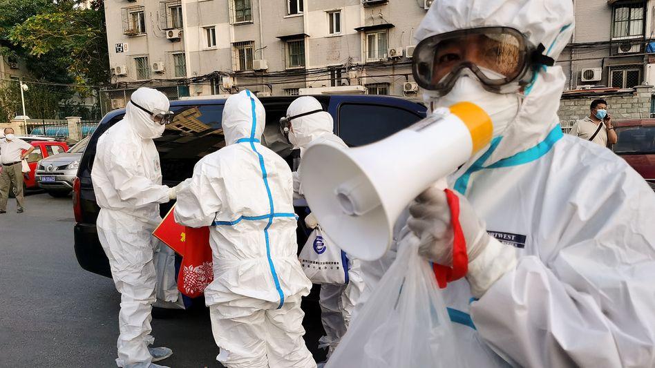 Die neue Normalität: China kämpft mit der Corona-Pandemie - und ihren Folgen
