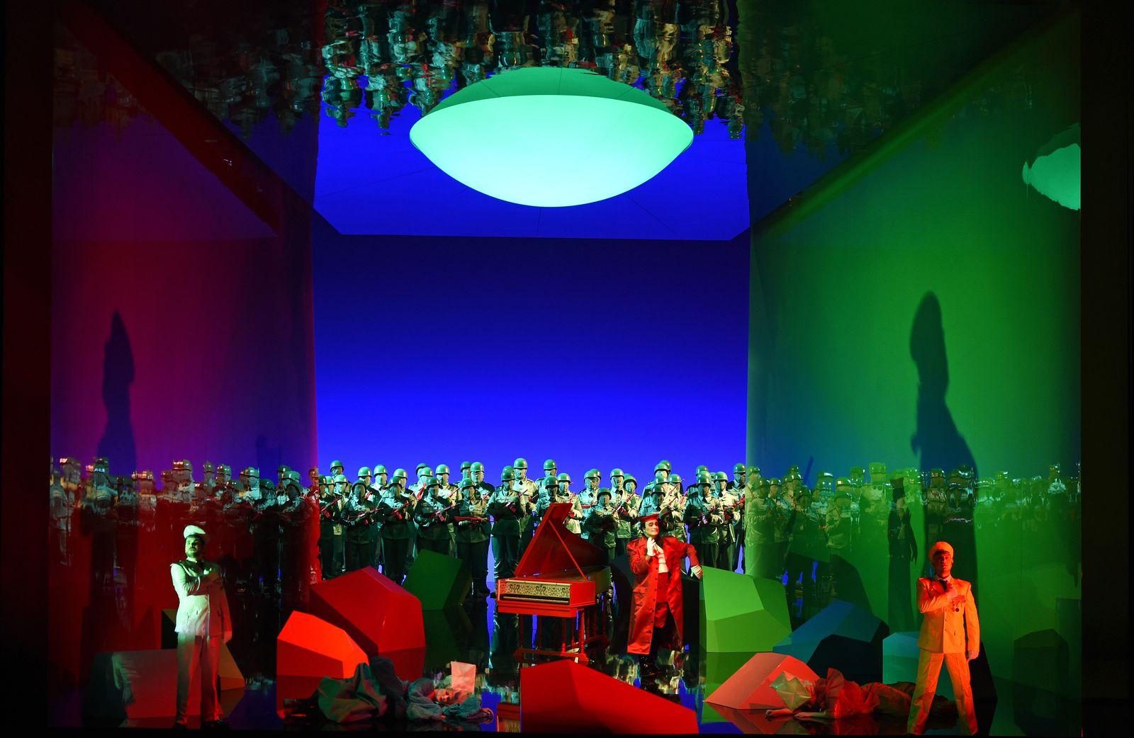 EINMALIGE VERWENDUNG Oper/ Cosi fan tutte