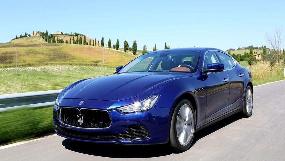 Fahrbericht Maserati Ghibli Diesel: Im Herzen ein Dienstwagen