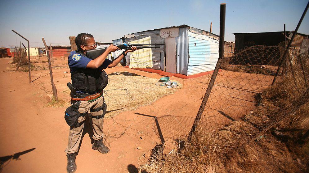 Südafrika: Zwischen WM-Vorfreude und Gewalt