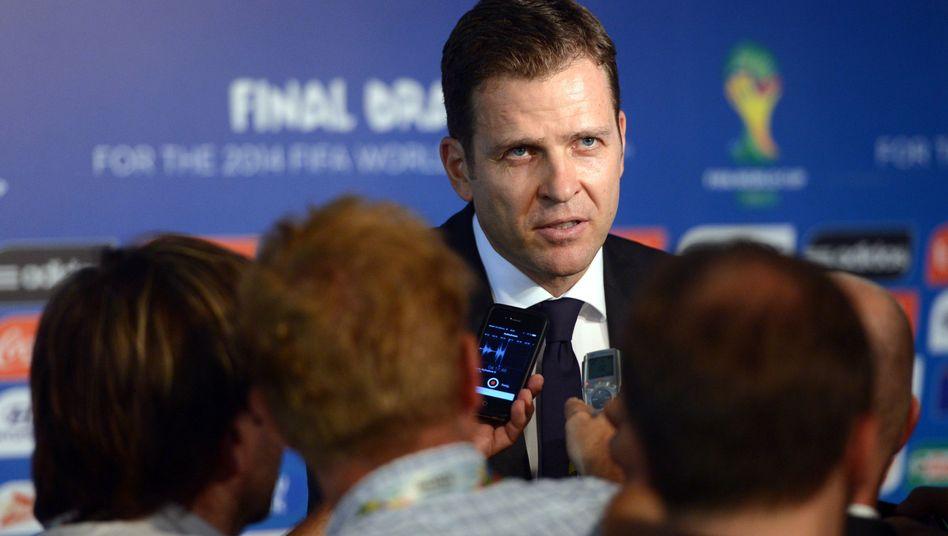 """Nationalmannschafts-Manager Bierhoff: """"Wir werden uns wohlfühlen"""""""