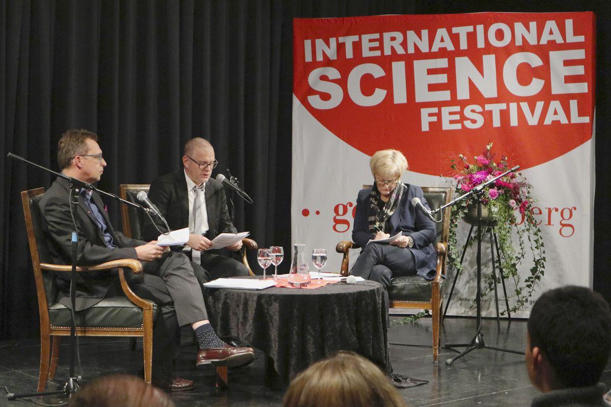 EINMALIGE VERWENDUNG International Science Festiaval