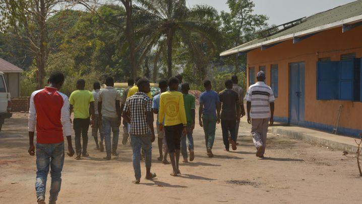 Kindersoldaten im Südsudan: Endlich frei