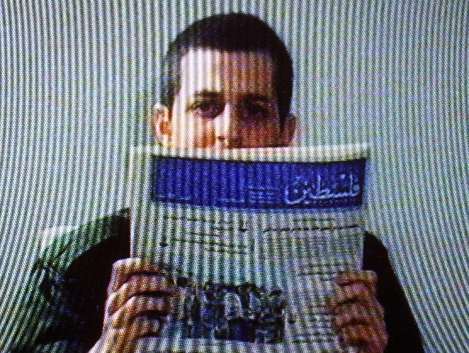 Video Gilad Schalit Grab