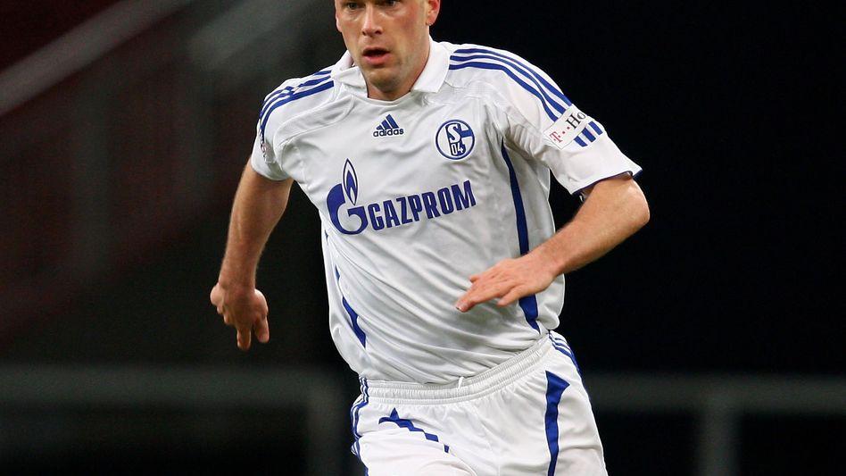 Ex-Schalke-Spieler Ernst: Karriereende mit 34 Jahren
