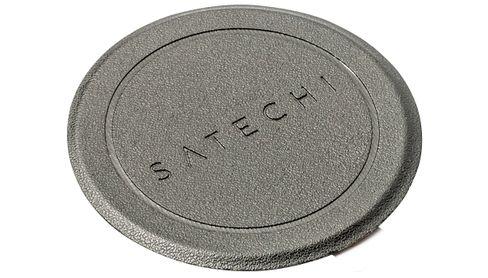 Hersteller: SatechiArt: magnetischer Aufkleber+ macht Standard-Hüllen kompatibel+ macht ältere iPhones kompatibel+ günstig- trägt auf