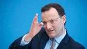 Gesundheitsminister Spahn zu Virusmutationen und Schnelltests