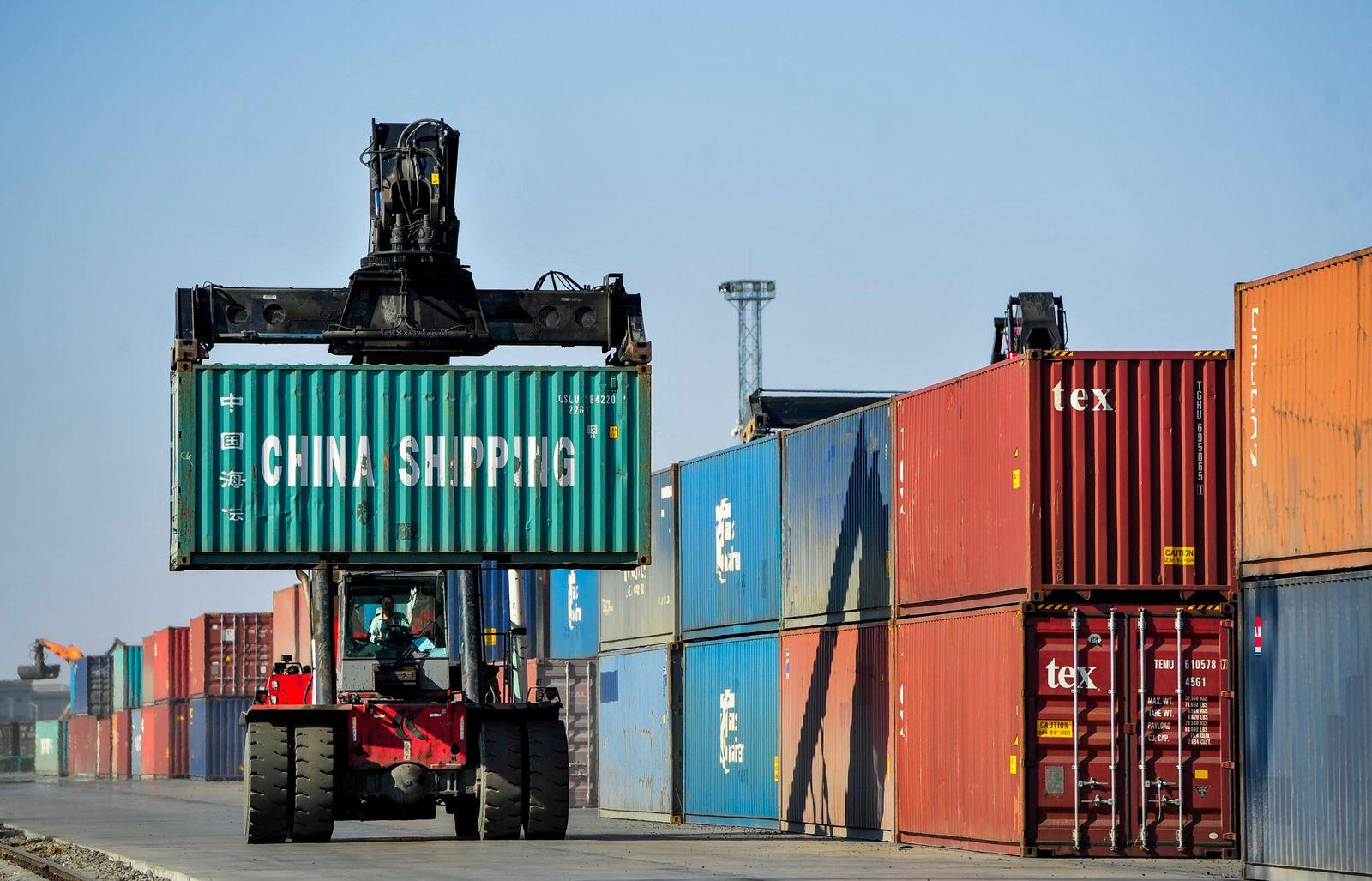Außenhandelszahlen China 3. Quartal