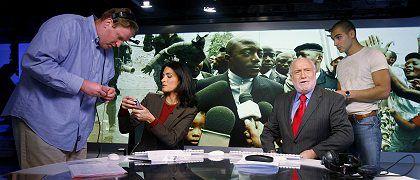 Al-Dschasira geht auf Sendung: Ausführlicher Blick auf den Nahen Osten und Afrika - aber kaum News aus Europa, Japan und den USA