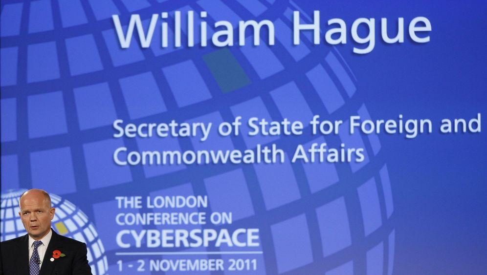 Nationen diskutieren über das Netz: London Conference on Cyberspace