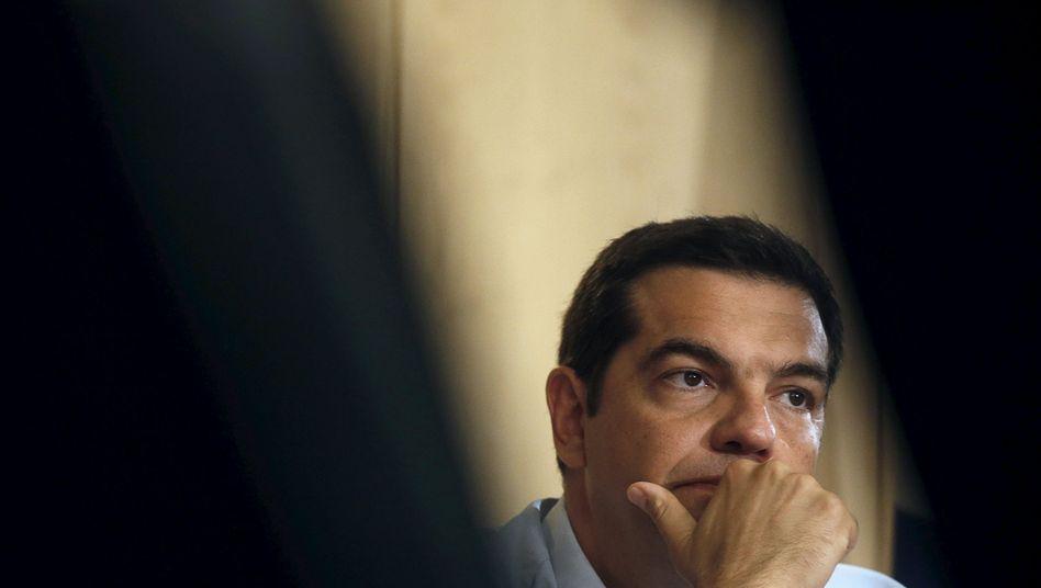 Entscheidender Tag für Tsipras: Wie wird die Abstimmung ausgehen?