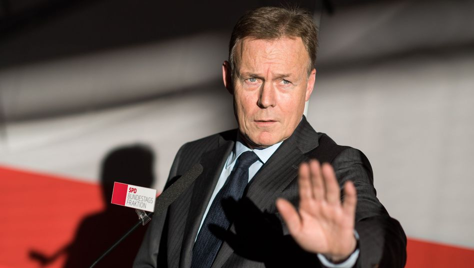 Thomas Oppermann (Archivbild 2016)