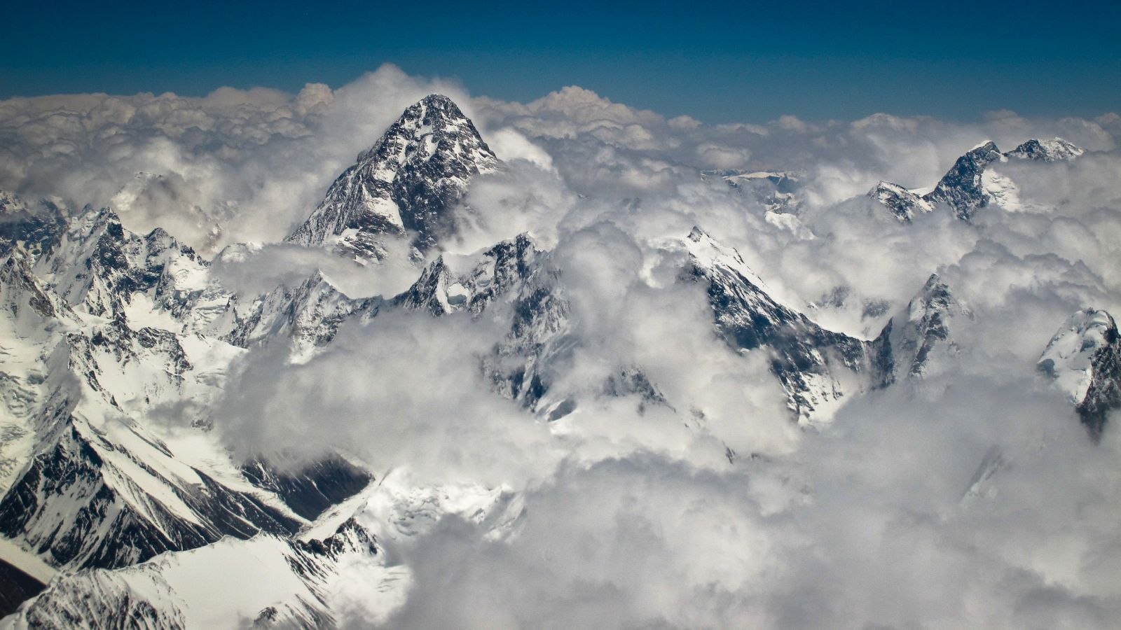 K2 from above