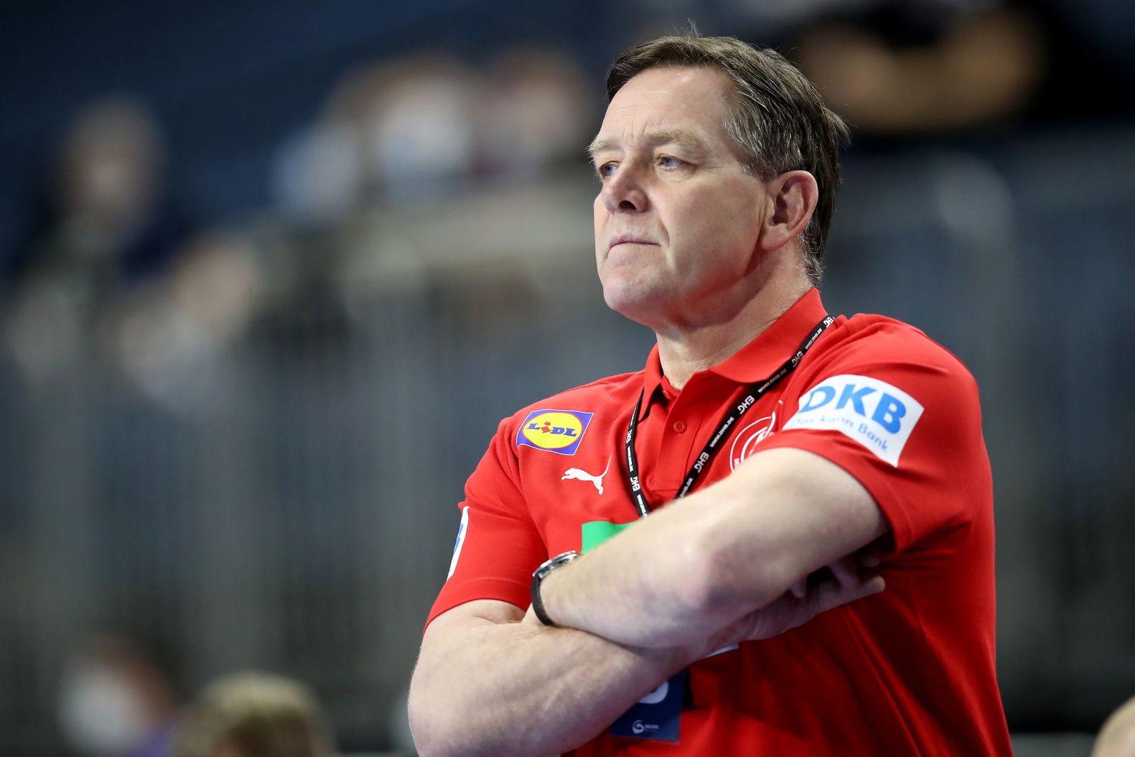 Germany v Austria - Handball EURO Qualification