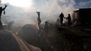 Zwei Migranten auf Lesbos angeschossen