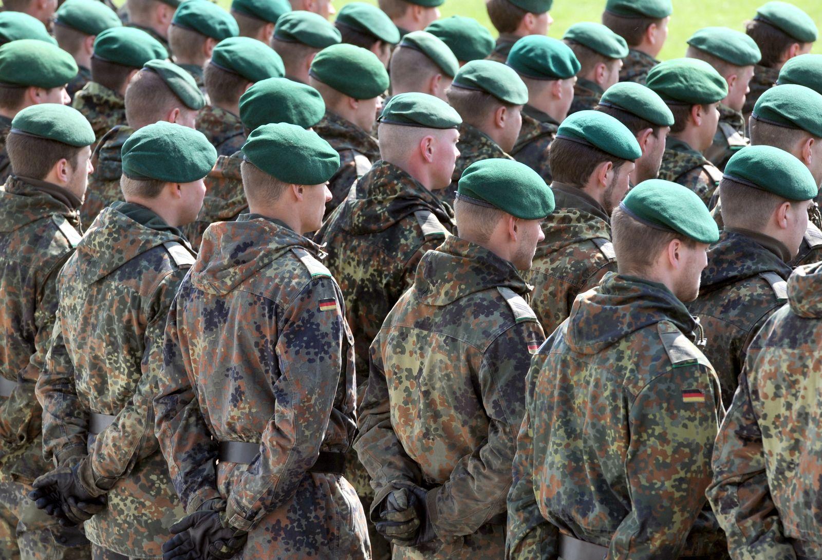 Bundeswehr/ Soldaten