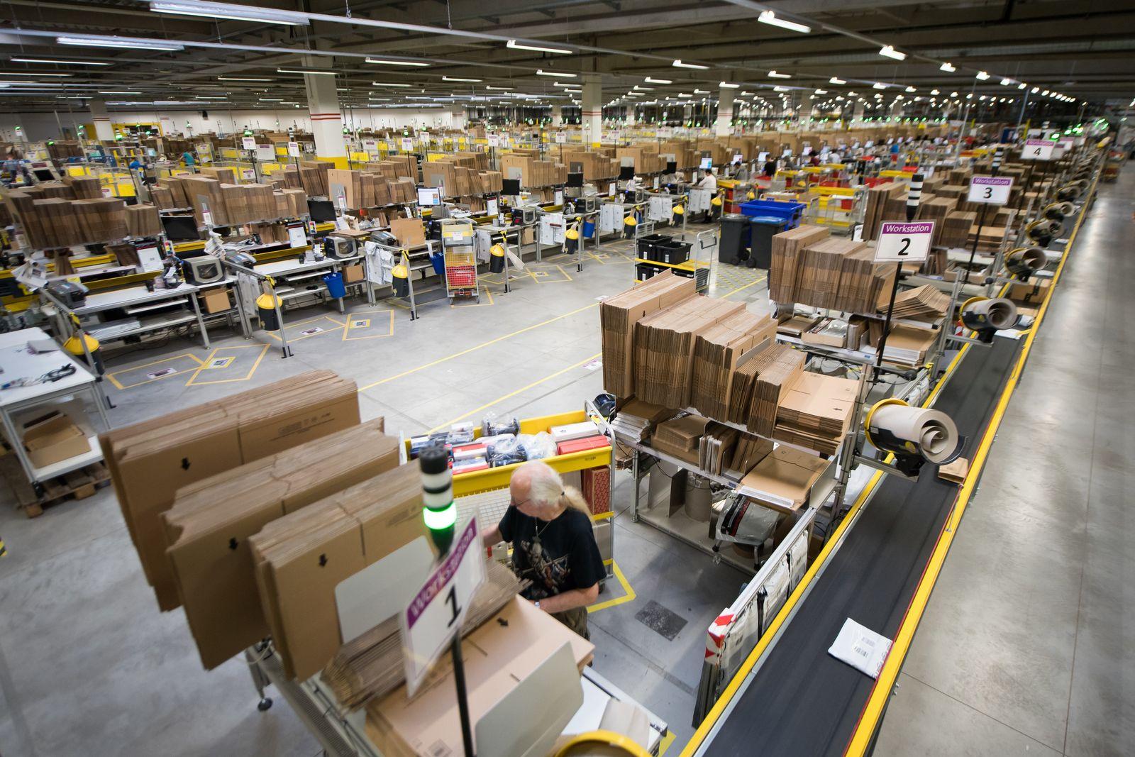 Medientag bei Amazon