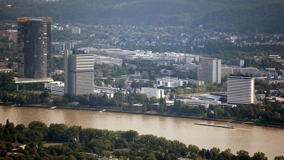 Stadtansicht von Bonn (Archiv)
