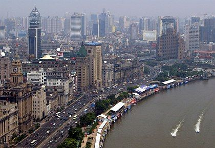 Shanghai and it's famous Bund: A cultural backwater?