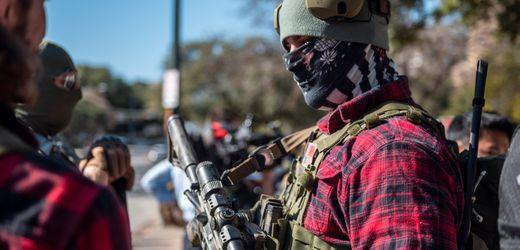Texas: Tragen von Waffen bald ohne Genehmigung möglich