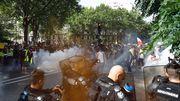 Proteste gegen Impfpflicht in Frankreich eskalieren - Polizei setzt Tränengas ein