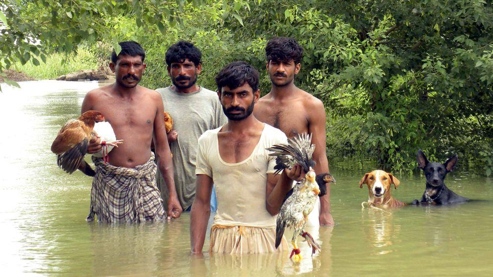 Flutkatastrophe in Pakistan: 20 Millionen Menschen betroffen