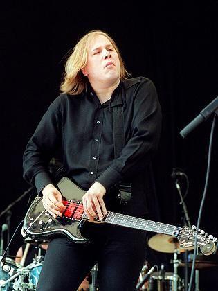 Gitarrist Healey (2000 im New Yorker Central Park): Musikalisches Wunderkind