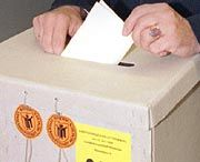 Unsaubere Ergebnisse an der virtuellen Wahlurne.