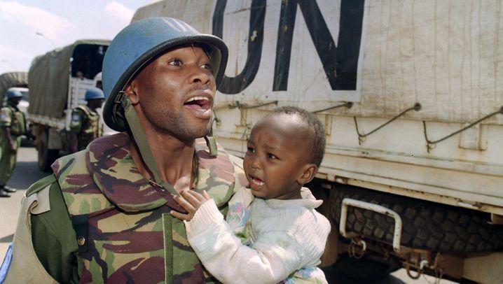 Völkermord 1994: Als die Welt Ruanda im Stich ließ