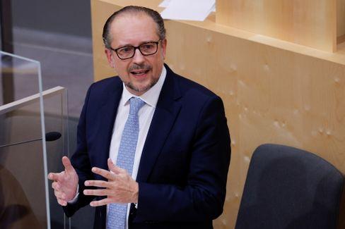 Österreichs neuer Kanzler Schallenberg war zuvor Außenminister