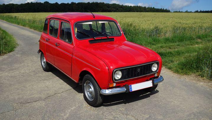 Renault 4: Der Unvergessliche