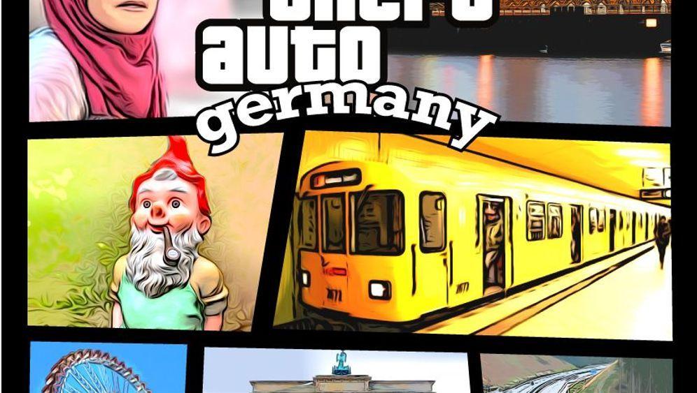 """Fiktives Open-World-Spiel: Ideen zum Durchklicken: Wie wir uns """"GTA: Germany"""" vorstellen"""
