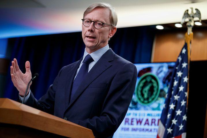 Brian Hook - derzeit zuständig für die Iran-Verhandlungen