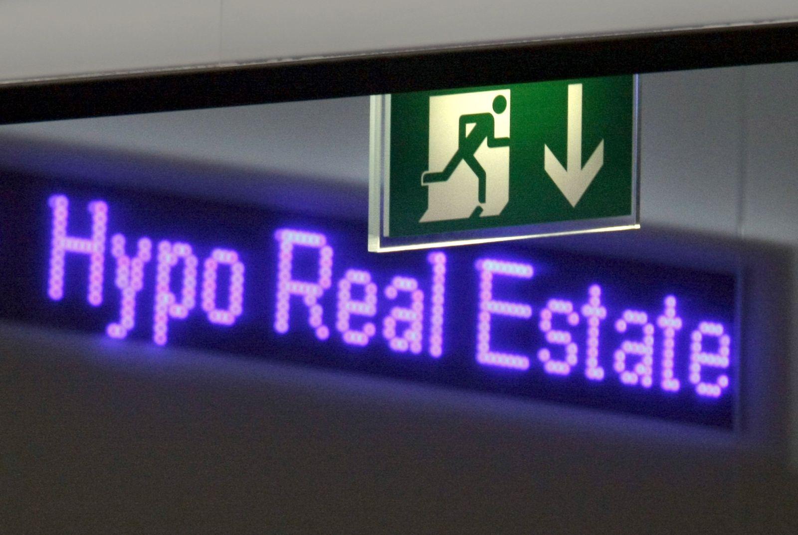 Hypo Real Estate HRE