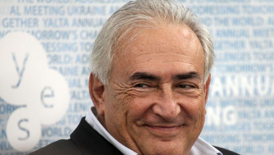 Strauss-Kahn: Juristischer Etappensieg