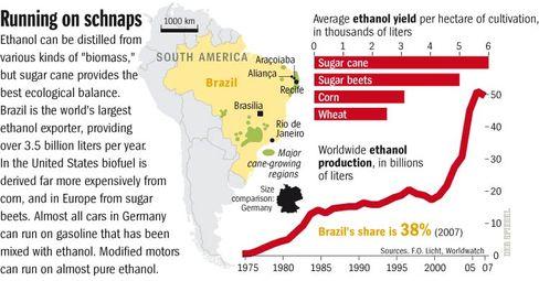 The economics of ethanol