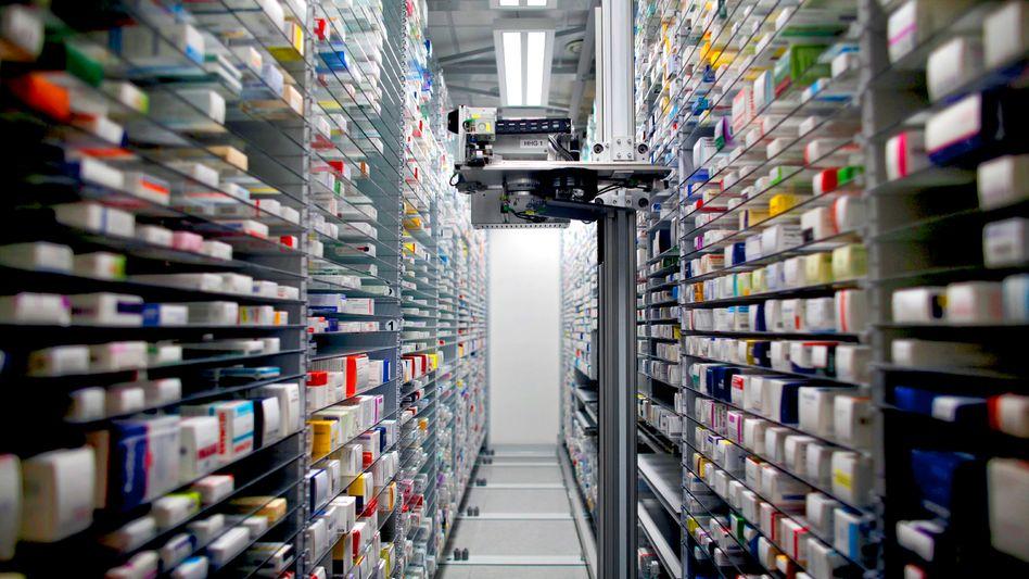 Arzneimittel: Pharmalobby nimmt Einfluss in Ministerien