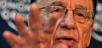 """Rupert Murdoch: """"Eine Medienindustrie, die ihre Inhalte wegschenkt, kannibalisiert ihre Fähigkeit, gute Produkte zu liefern"""""""