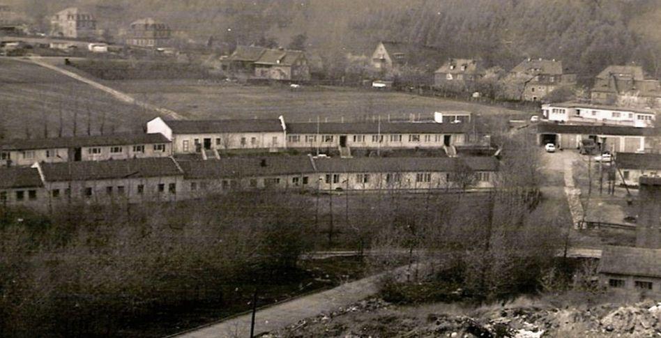 Jugendwerkhof »Junge Welt« in Freital zu DDR-Zeiten
