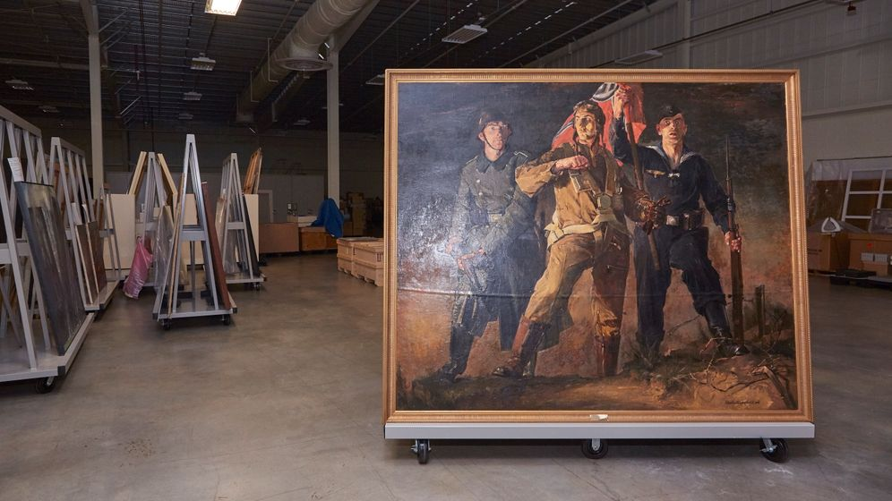 Photo Gallery: Why Are We Afraid of Nazi Art?