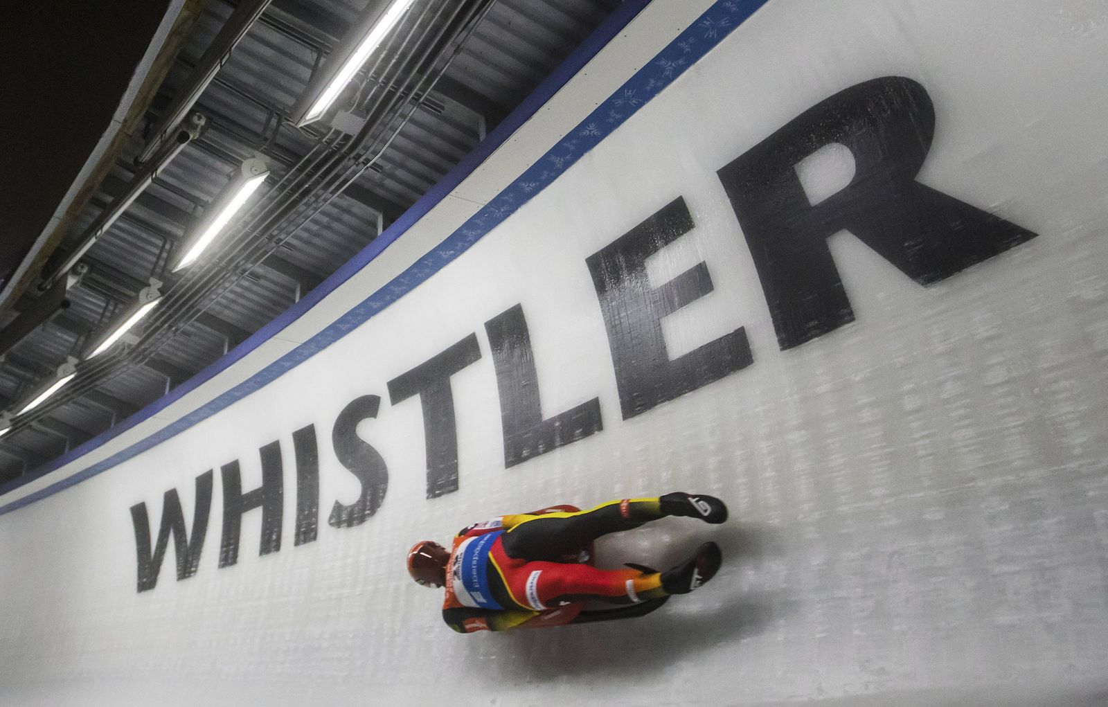 WCup Luge Whistler