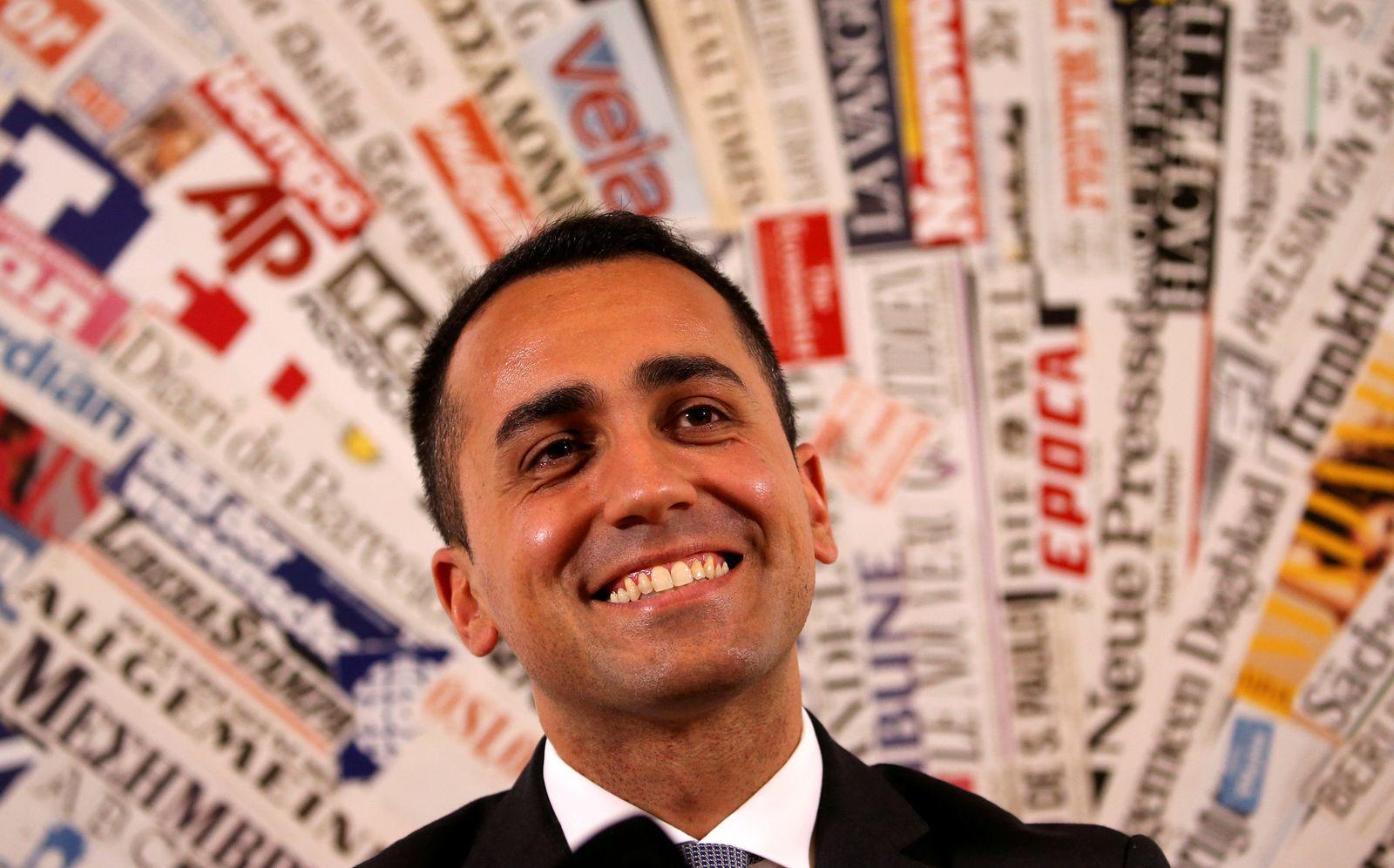 EINMALIGE VERWENDUNG ITALY-POLITICS/