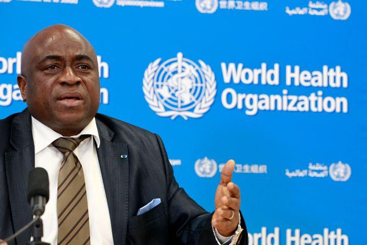 Guineas Gesundheitsminister Rémy Lamah: »Meine eigene Familie hat mich zuerst auf verdächtige Fälle hingewiesen«