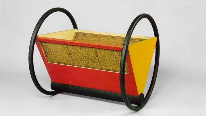 Bauhaus-Ikonen: Kugel, Kegel, Kubus