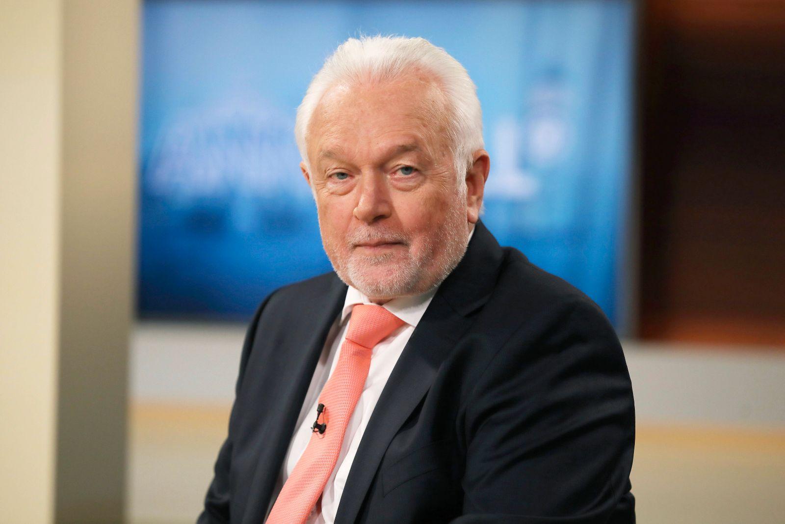 Wolfgang Kubicki (Vizepräsident des Deutschen Bundestages und stellvertretender Bundesvorsitzender, FDP) in der ARD-Talk