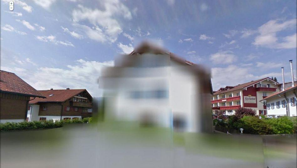 Verpixelung beim Konkurrent Google Streetview: Microsoft will keinen Vorab-Einspruch