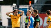 Dynamo ist platt - und Verteidiger Löwe attackiert die DFL