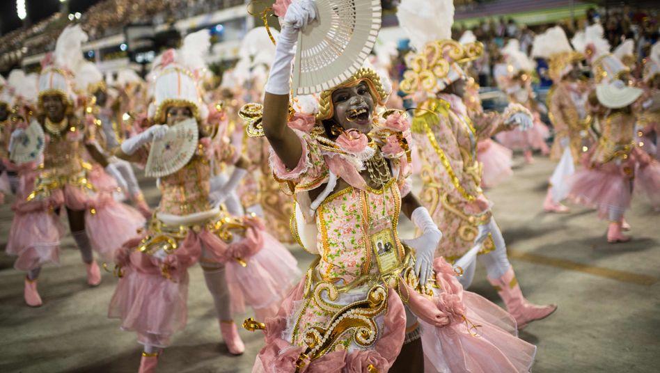 Karneval in Rio, anno 2016: Das große Tanzen fällt diesmal aus