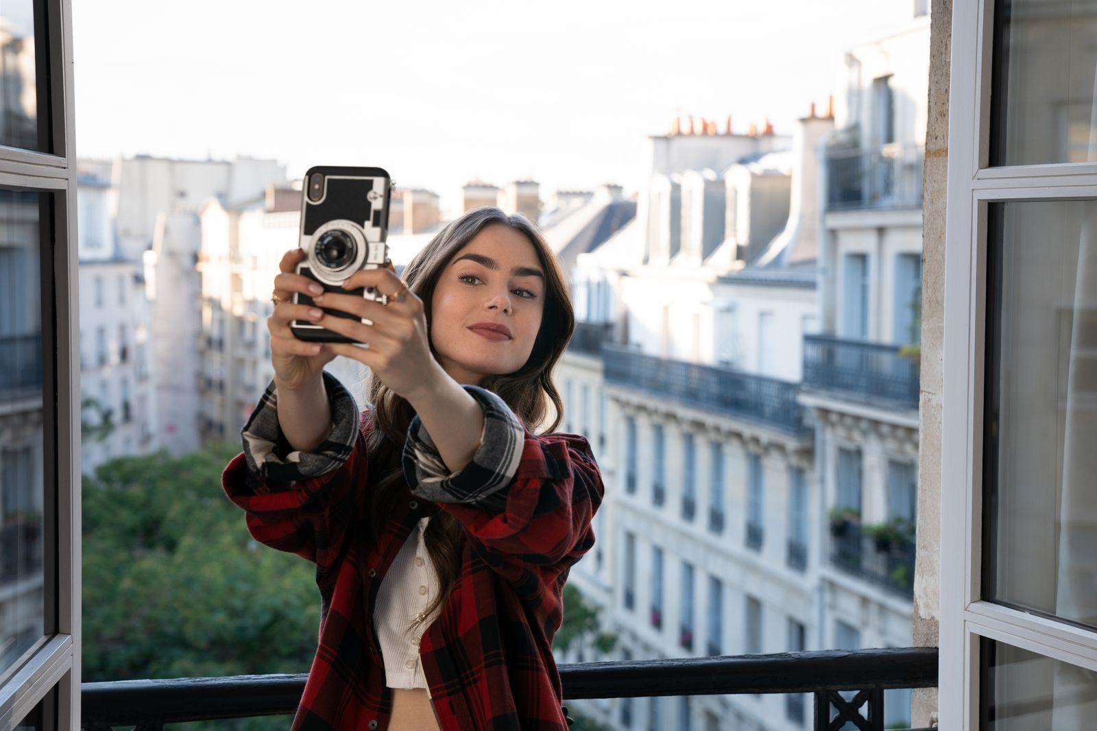 Serien/ Emily in Paris