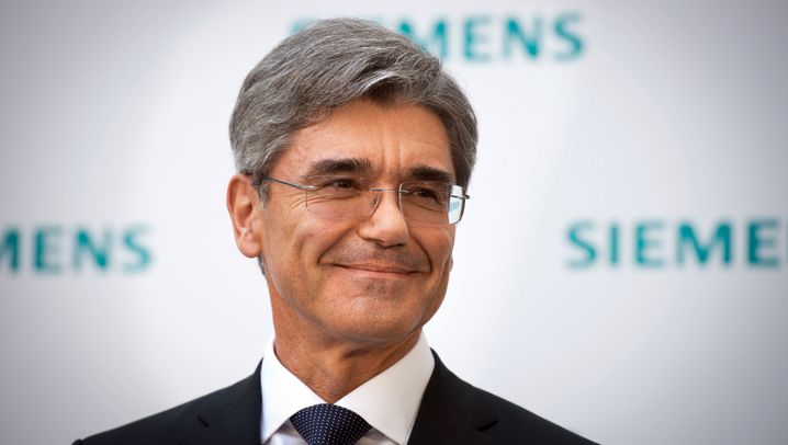Joe Kaeser: Der Siemens-Chef im Bieterkampf